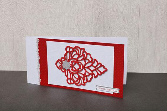 carte Noël Barok