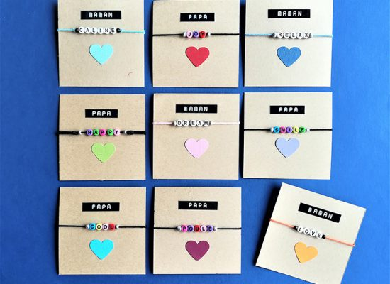 bracelet messages